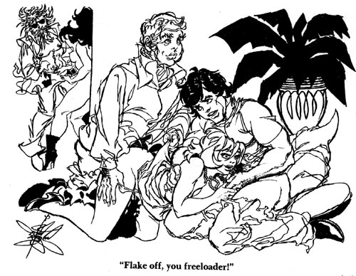 Murray recommend best of 1970s sex cartoon
